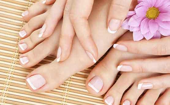 Belleza de manos y pies Duración 2 meses