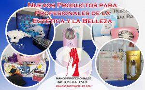 Nuevos Productos para Profesionales de la Estética y la Belleza