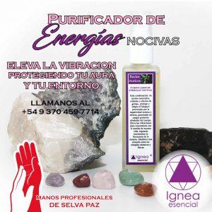 Rocío Áurico Purificador de Energías Nocivas